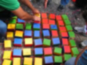 משחקים בקוביות למטרת גיבוש