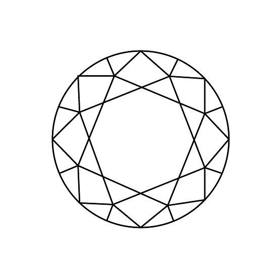 GIA圓鑽石 - 1.01