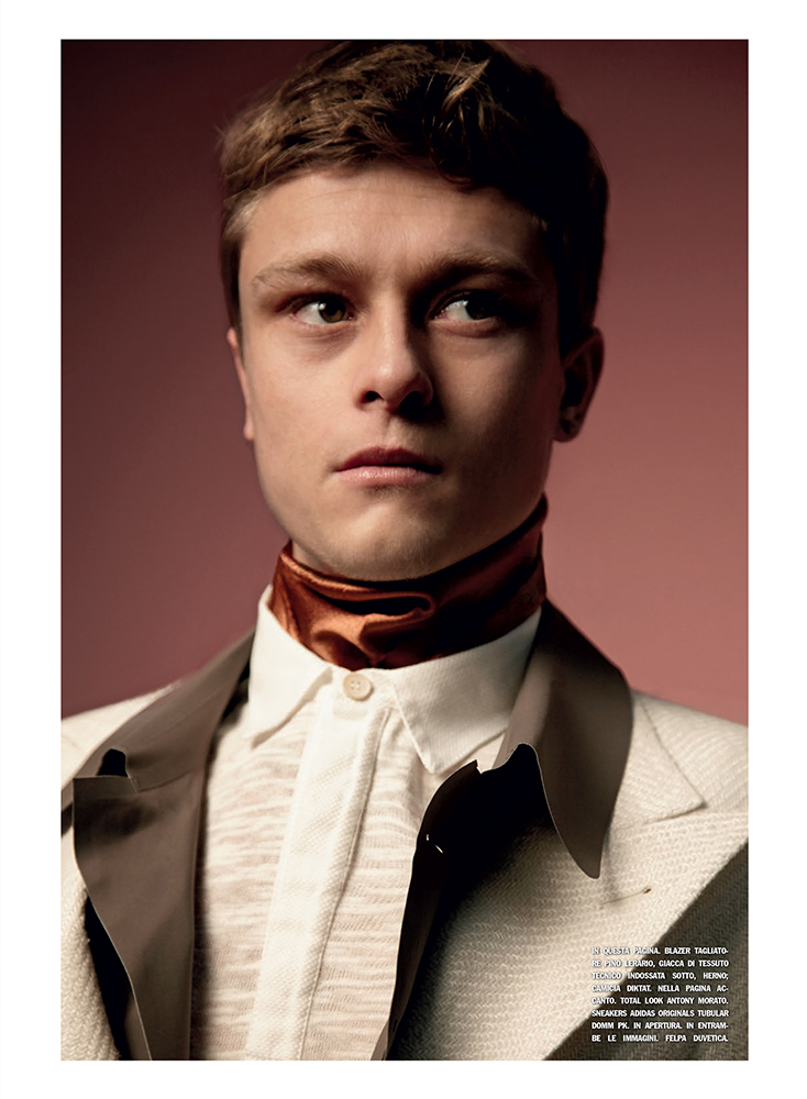 Rod Paradot for L'Uomo Vogue