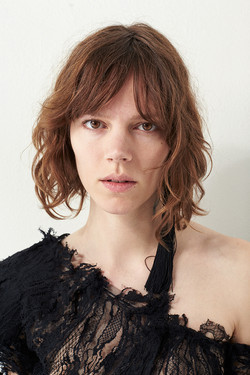 Freja for Saint Laurent