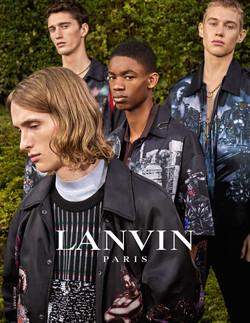 LANVIN HOMME SS17
