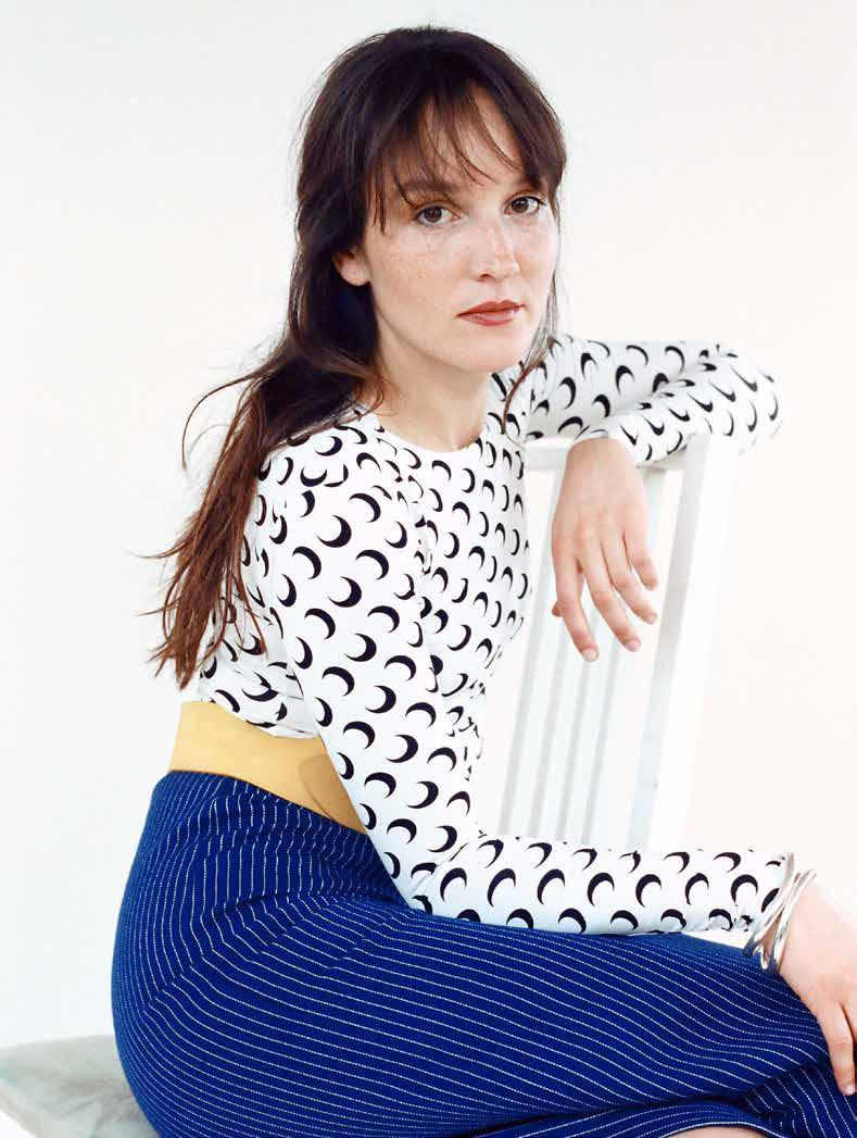 Anaïs Demoustier for L'Express Dix