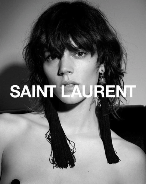 Saint Laurent for Instagram