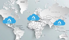 Microsoft Teams Voice World Map