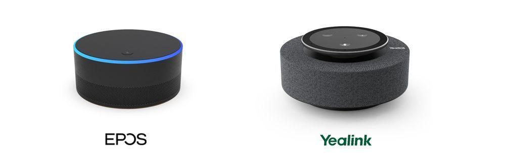 Microsoft Teams Voice Speakers
