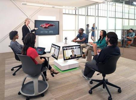 Social Video Conferencing