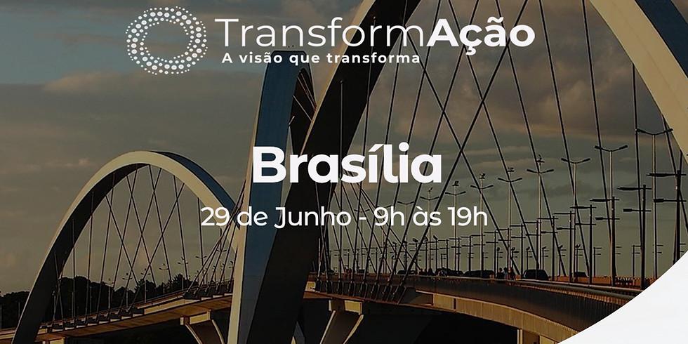 Treinamento Transformação  em Brasília