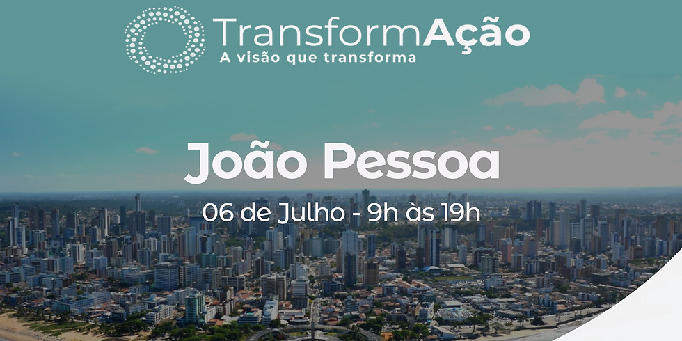 Treinamento Transformação  em João Pessoa