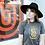 Thumbnail: 6S Logo Heavy Metal Gray T-Shirt