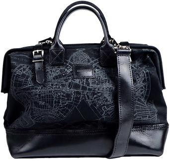 The MEDICUS Doctor Bag (Obsidian)