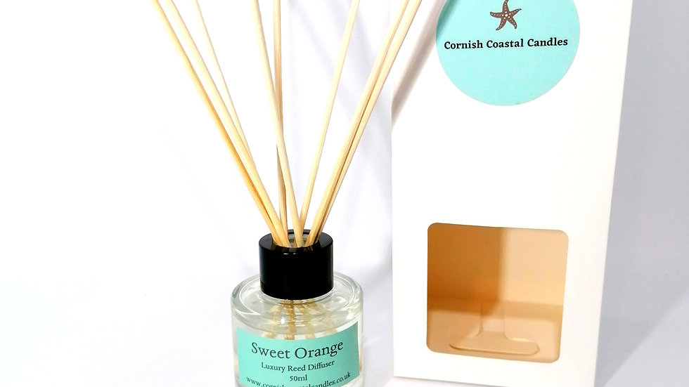 Christmas Pudding Luxury Reed Diffuser 50ml