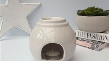 Stackable Large Ball Wax Melter Grey