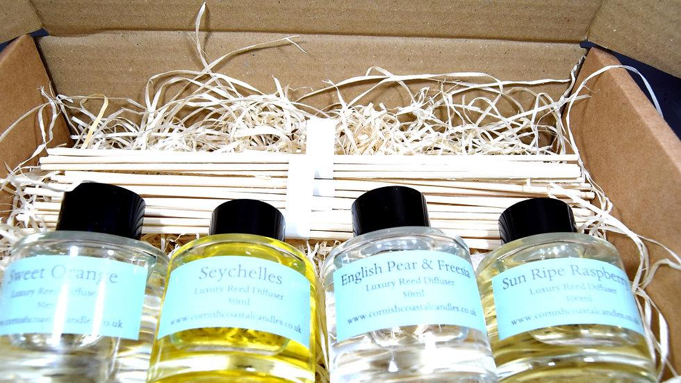 Luxury diffuser gift box
