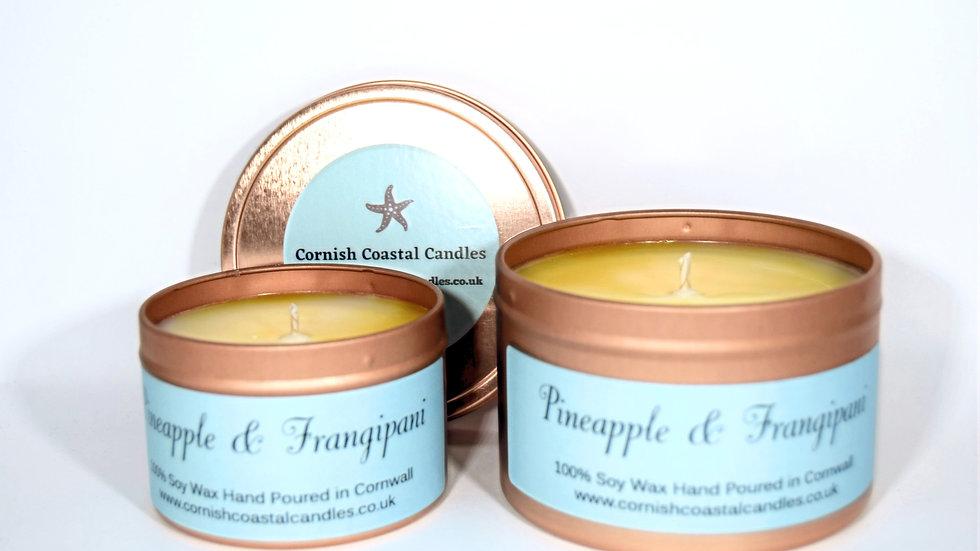 Pineapple & Frangipani