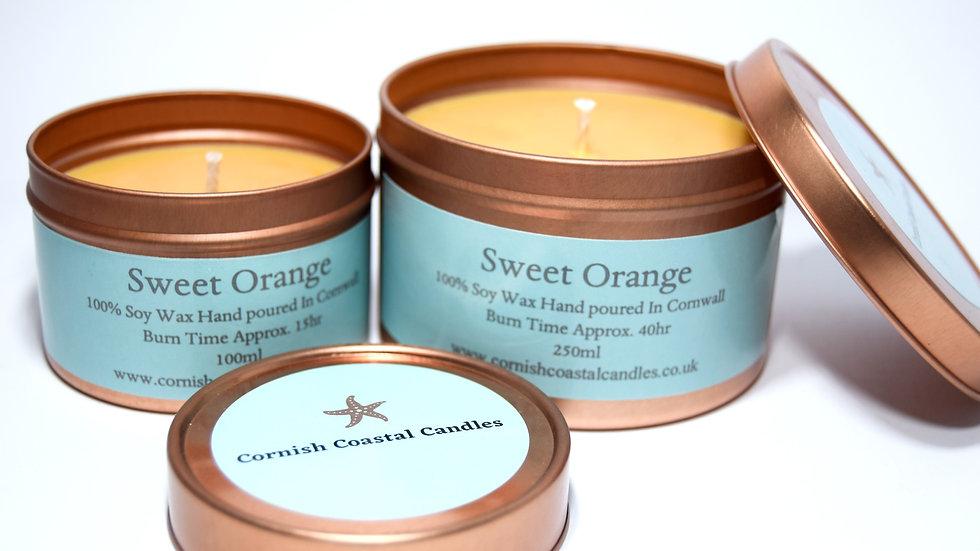 Sweet Orange 100ml  /250ml