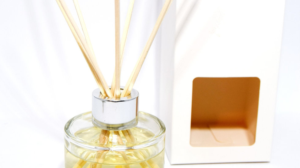 Christmas Pudding Luxury Reed Diffuser 100ml
