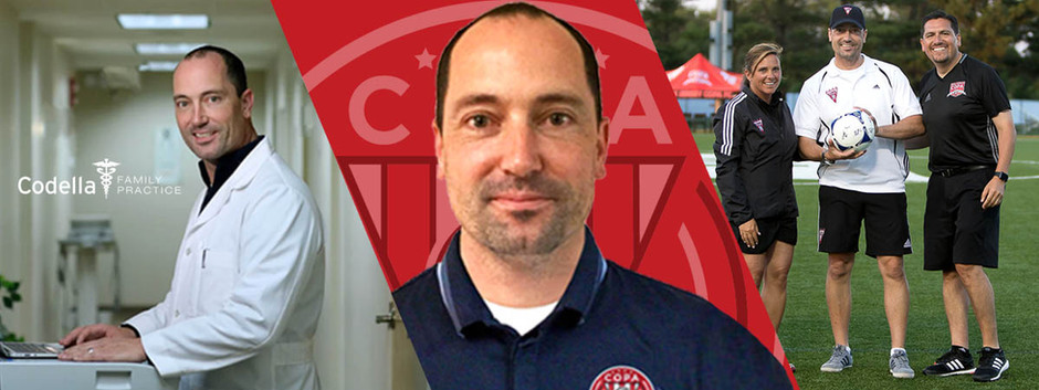 CHECKING IN WITH FC COPA ACADEMY'S MEDICAL DIRECTOR, DR. VINCENT CODELLA