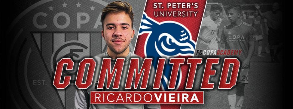 Ricardo Vieira Commitment