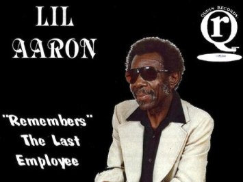 "LiL Aaron ""Remembers"" The Last Employee by Lil Aaron Mosby (Cassette)"