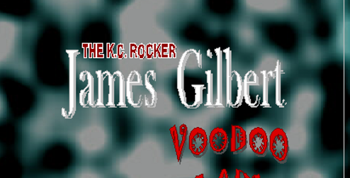 Voodoo Lady by James Gilbert
