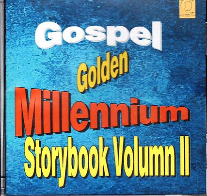 Gospel Golden Millennium Story Book Volume 2,by Various Artists