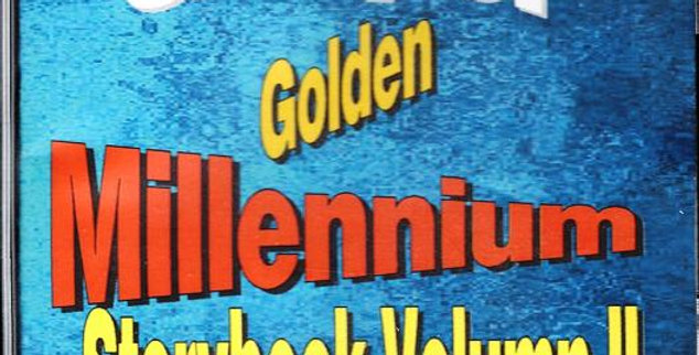 Gospel Golden Millennium Story Book Volume 2,by Various Artists