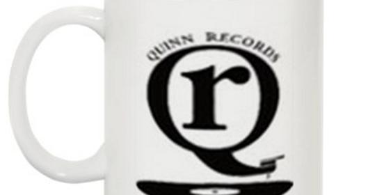 Quinn Records TM Signature Mug