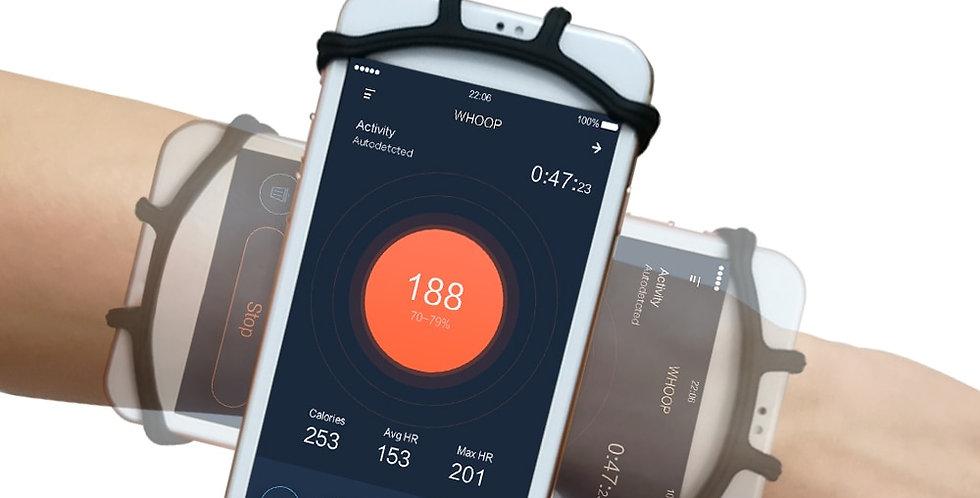 Sports Running Wristband Phone Holder Cover Universal Sport Mobile Phone Holder