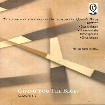 Giving You The Blues by Various Artists