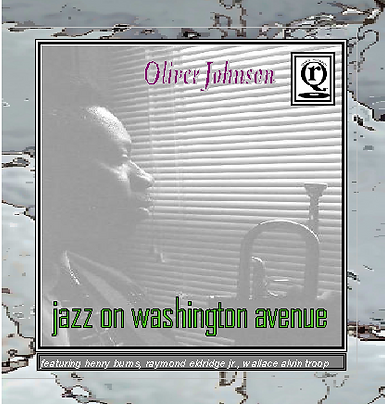 Jazz On Washington Ave.by Oliver Johnson Trio