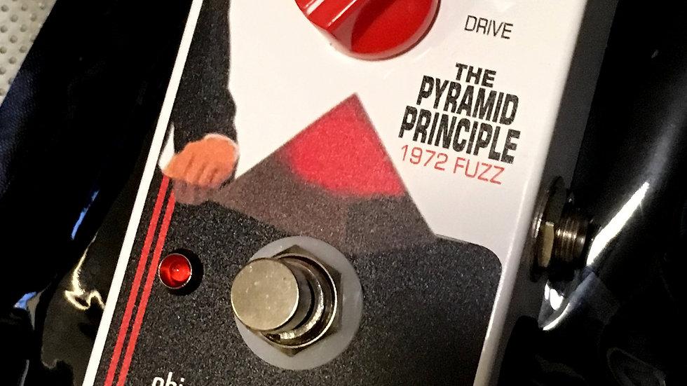 "THE PYRAMID PRINCIPLE -  ""Triangle"" Big Muff Clone Pedal"