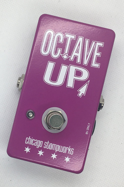 """Octave Up"" Green Ringer™ clone"