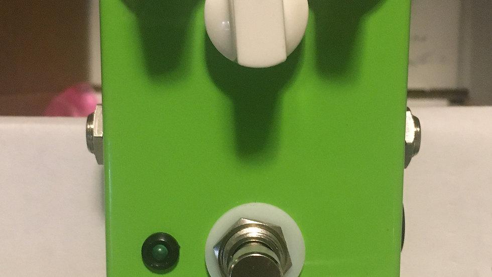 Barebox Tubescreamer TS808 Clone pedal