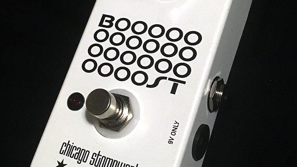 BOOOOOOOOST - MOSFET CLEAN BOOST