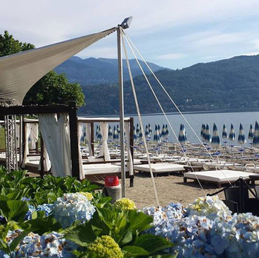Lido Beach Club - Via Piave 66 Baveno