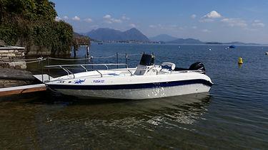 Rent boat lago maggiore