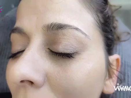 Como maquillar tus cejas