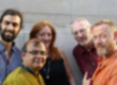 Blue World Quintet - bis - focus compres
