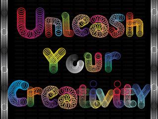 Unleash Your Creative Spirit Part 1