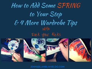 How to Add Some Spring in Your Step