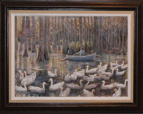 Ducks and Lovers - Michael Emile