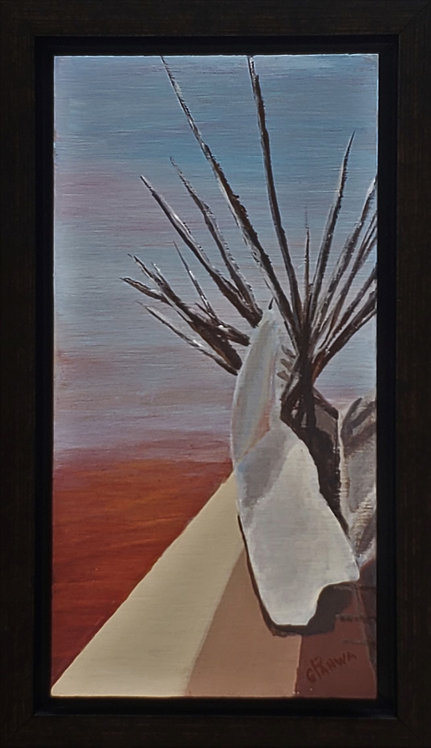 Mistissini Spirit - Gail Pahwa
