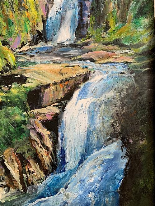 Krimmler Waterfall - Terri Flaser