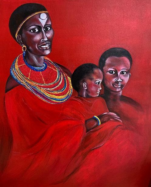Motherhood - Mina Daya