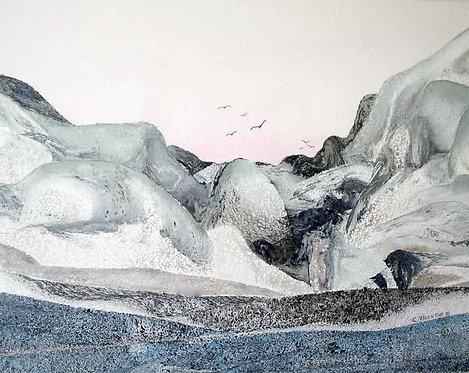 Long Range Mountain - Christine Valentini