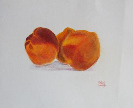 Three Peaches - Denise Gracias