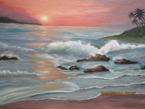 Colourful Paradise - Sheila Thadani