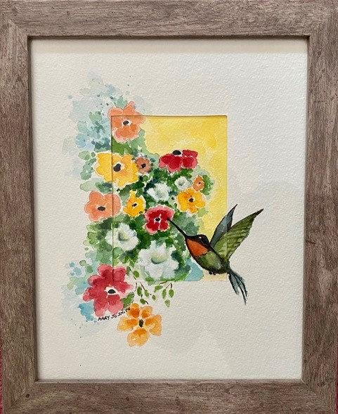 Hummingbird - Mary Jo Smith