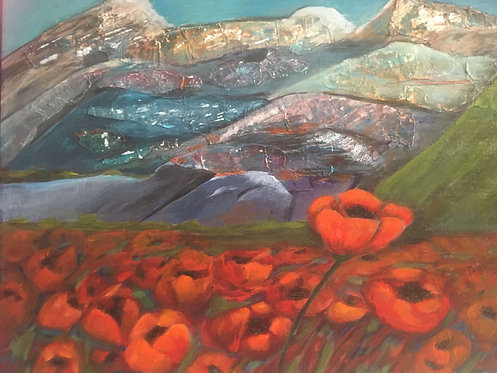 Poppies - Dagmar Klopf