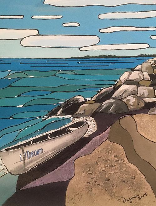 The Beach - Dagmar Klopf